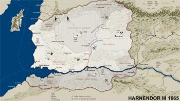 Harnendor economic map