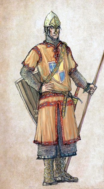 Gondorian line infantry