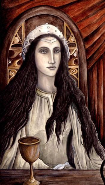 Queen Mírien