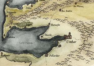 (image: http://wiki.lindefirion.net/images/UmbarLocation.jpg)