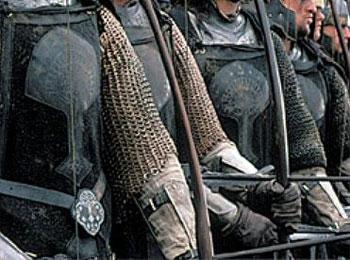 Dúnadan line infantry