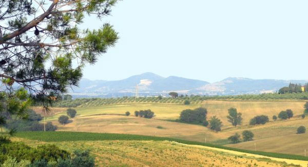 Alagdor countryside