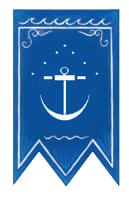 (image: http://wiki.lindefirion.net/images/flags/war_gondor_navy.png)